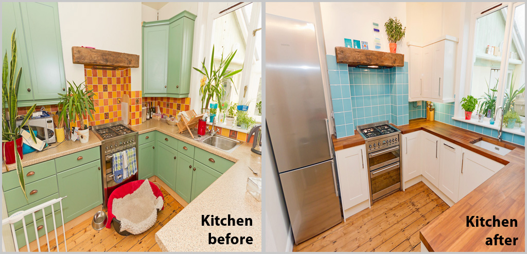 Kitchen comparison